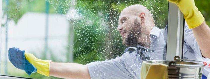 como limpiar ventanas