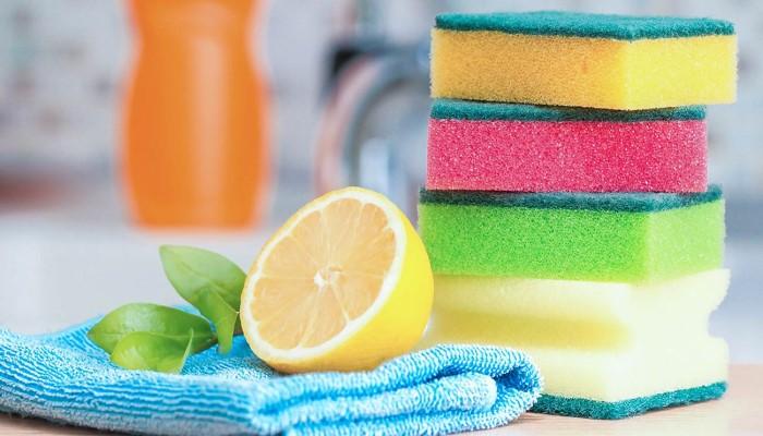 limpiar aluminio limón