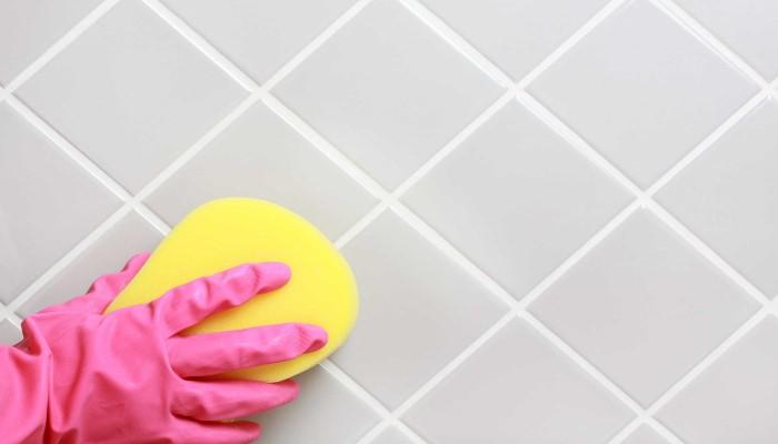 limpiar azulejos con vinagre